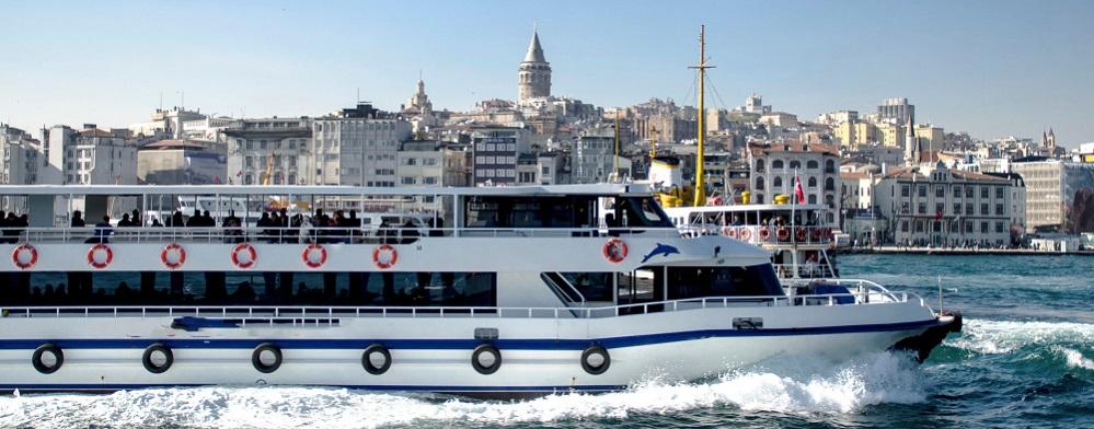 Enjoy Bosphorus Cruise