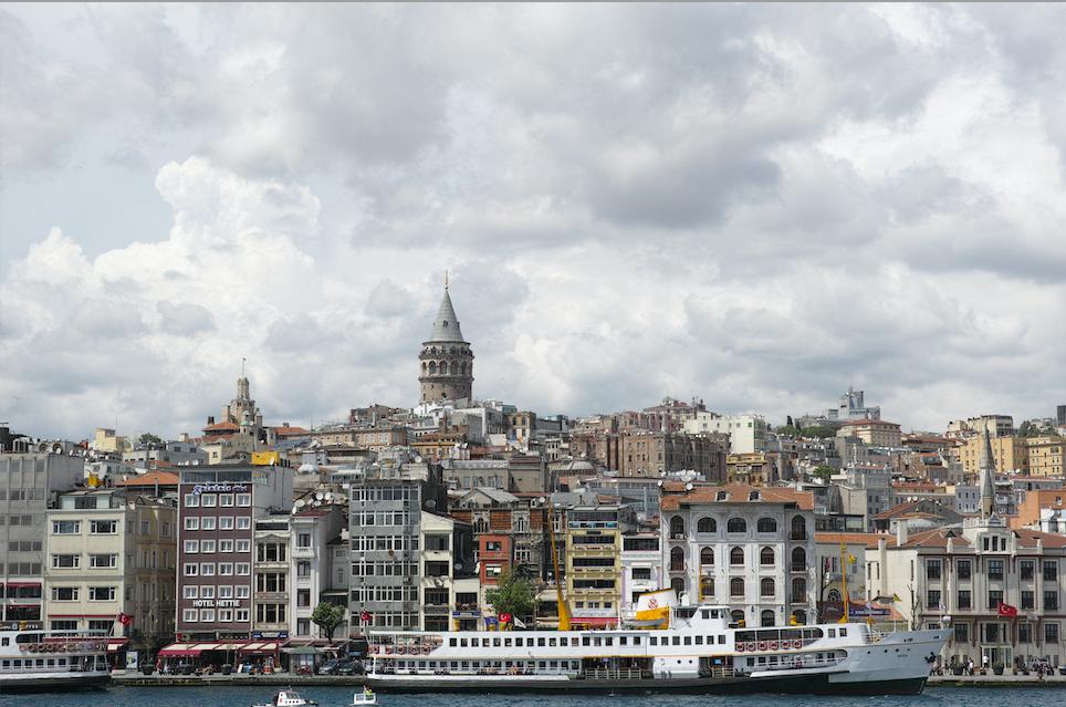 Popular Areas in Istanbul: Taksim