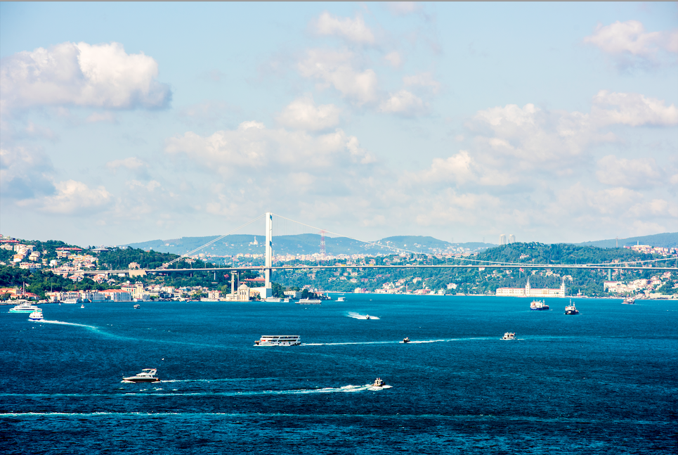 Seasides in Istanbul