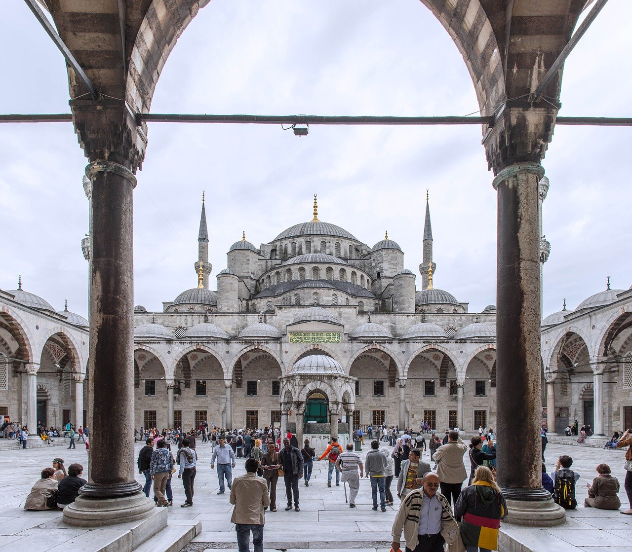 3 Historical Mosque in Istanbul