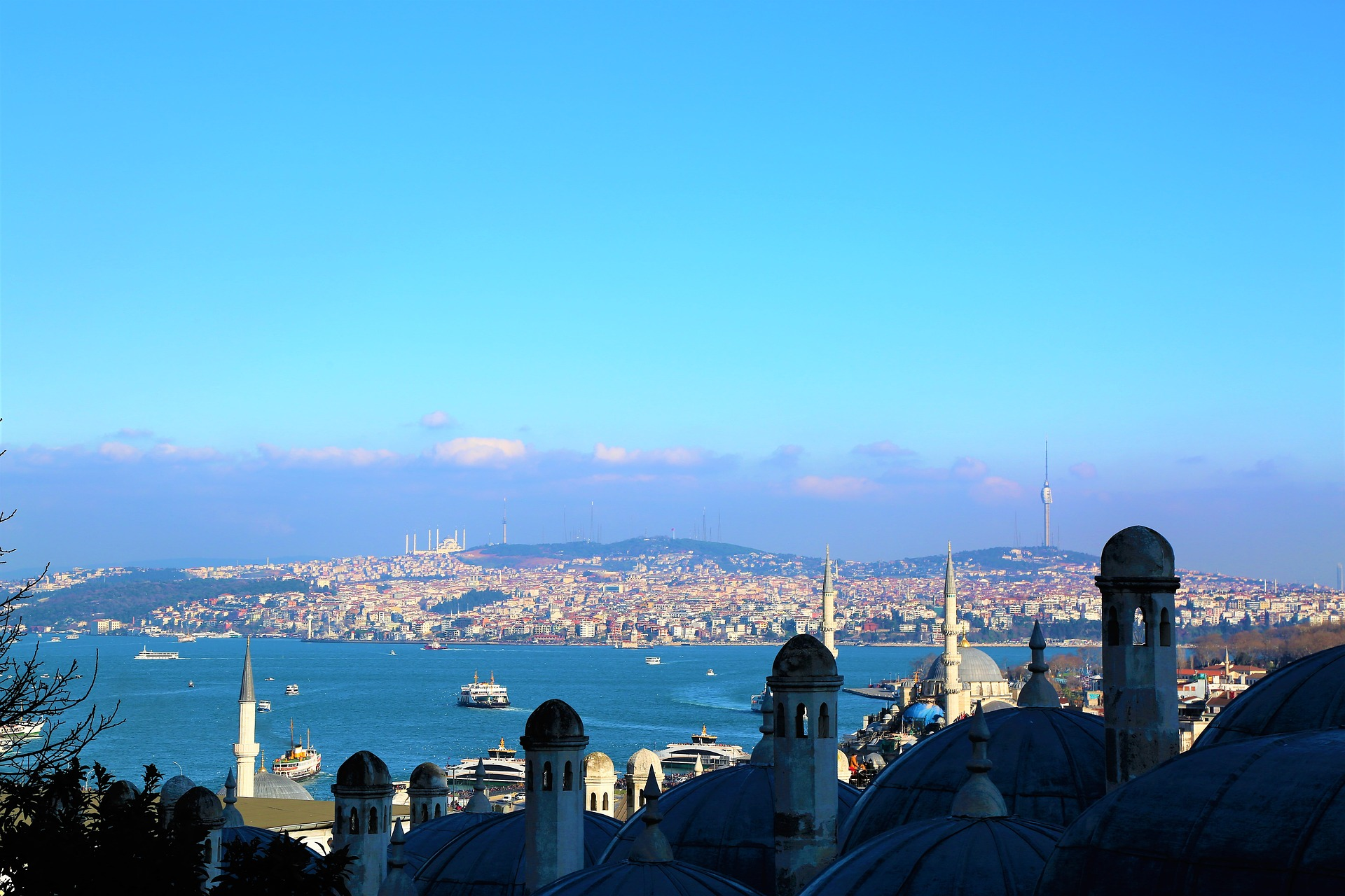 Legends of Istanbul