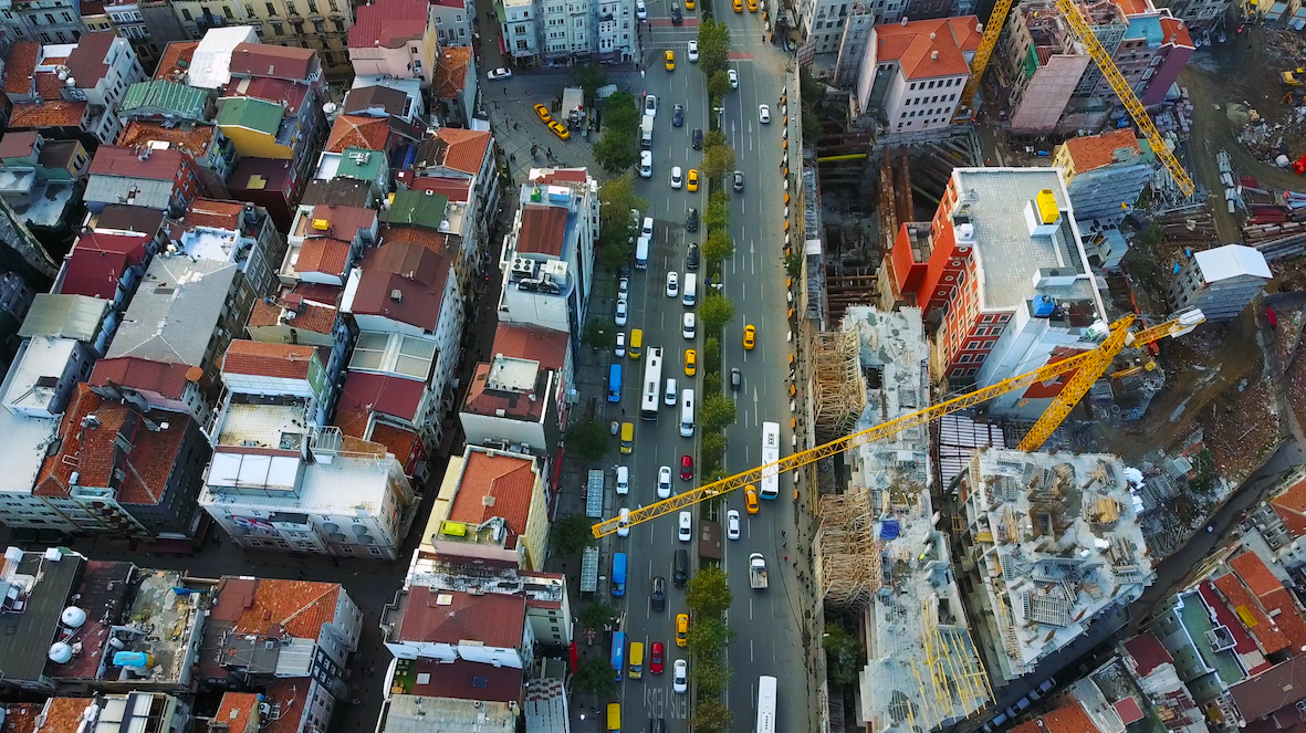 Popular Shopping Streets in Istanbul
