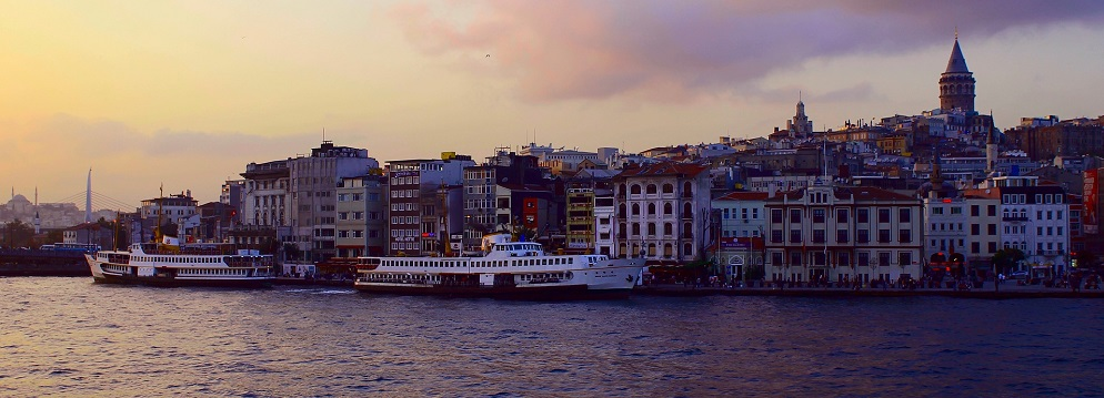 Famous Spot In Istanbul Karaköy