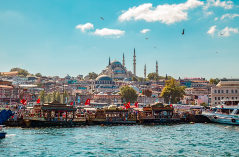 Istanbul's Most Famous Streets