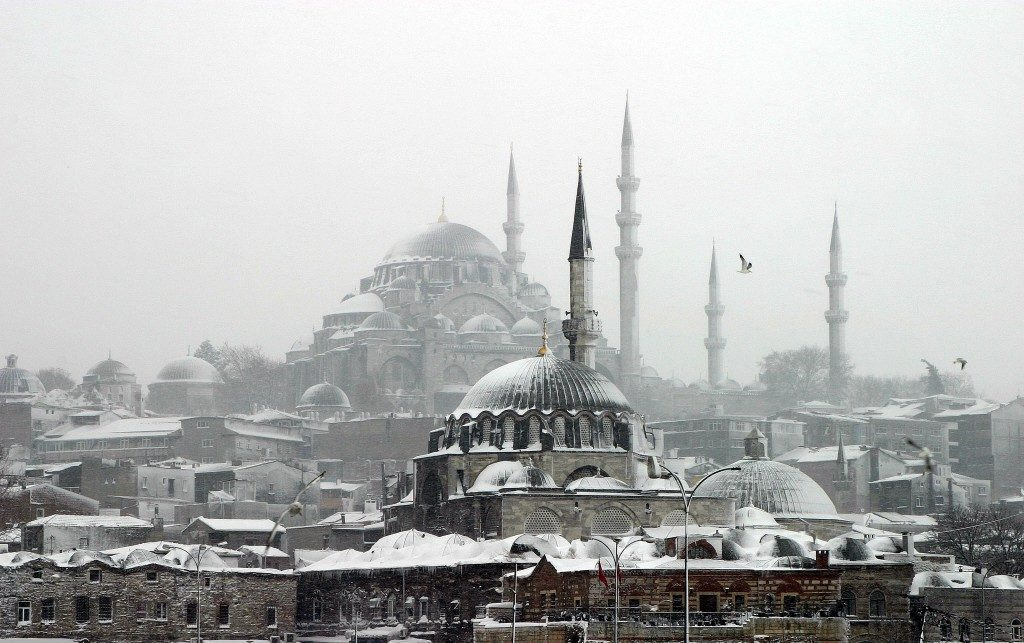 Explore Istanbul During Christmas!