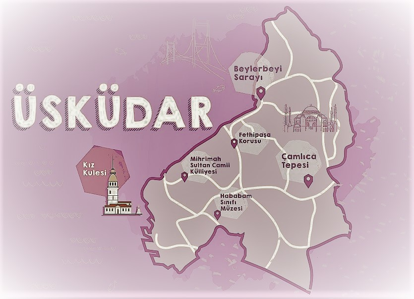 Day 5, Plan your own historical districts tour, Uskudar