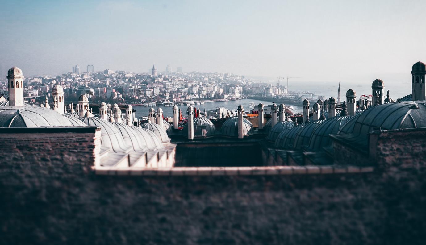 İam İstanbul Slider